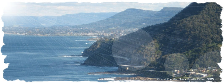 Seacliff Bridge NSW